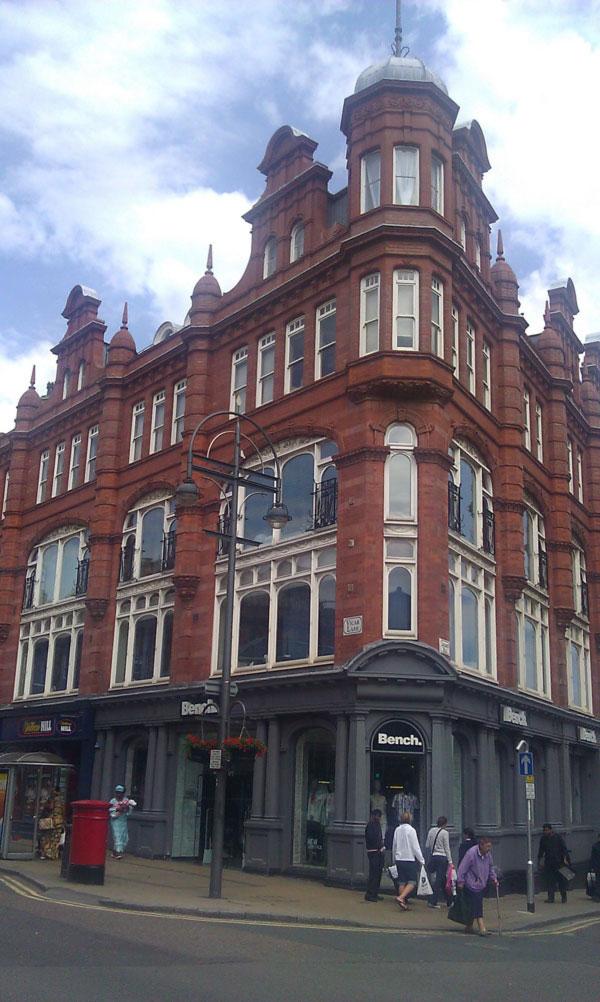Harewood Street - Vicar Lane Leeds - Flats In Leeds City ...