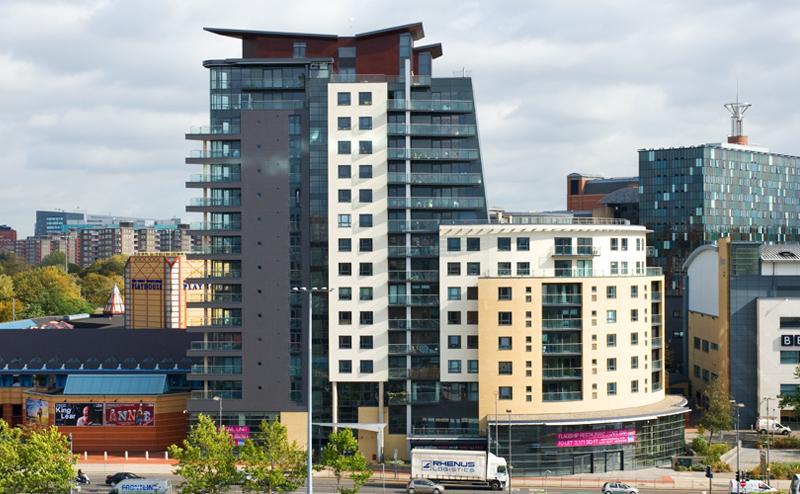 Skyline Apartments Leeds - Flats In Leeds City Centre